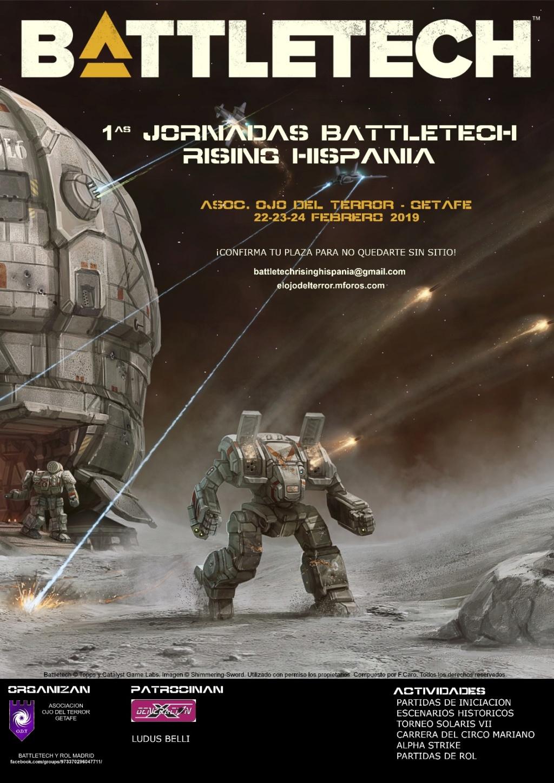 Jornadas Battletech Rising Hispania (22-23-24 febrero 2019) Img-2010