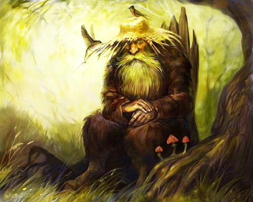 Леший — хозяин леса Eua10