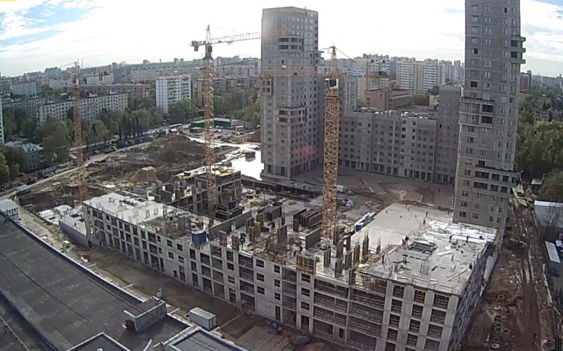 Строительство ЖК Нормандия - Страница 19 210