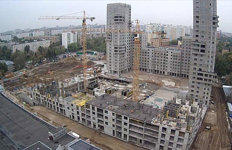Строительство ЖК Нормандия - Страница 18 2110