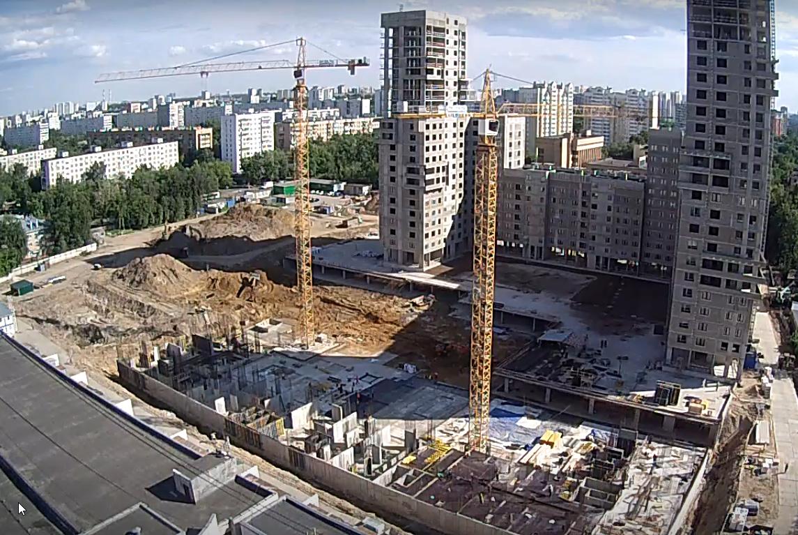 """О заметных изменениях на стройплощадке ЖК """"Нормандия"""" - Страница 7 2710"""