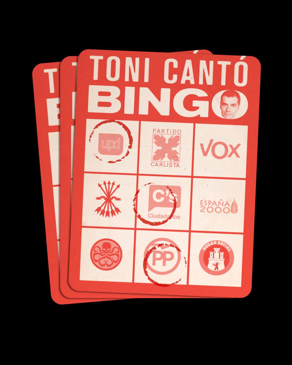 Toni Cantó vuelve a cambiar de Partido Político. - Página 9 20210318