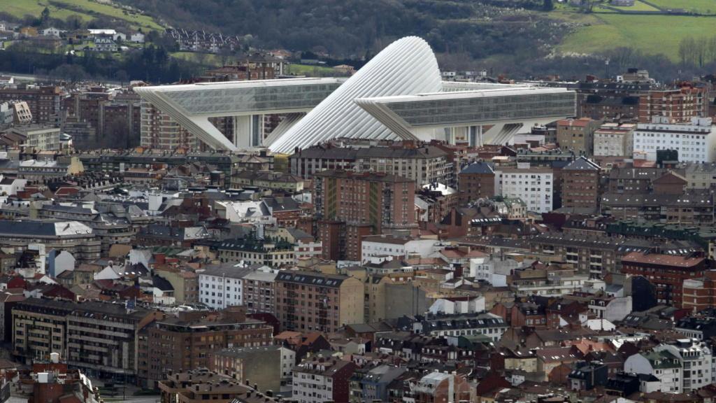 Santiago Calatrava, ese astro de la arquitectura - Página 2 Derrum10