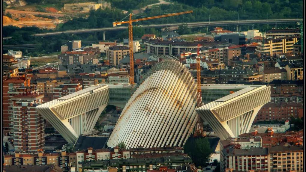 Santiago Calatrava, ese astro de la arquitectura - Página 2 Palaci10