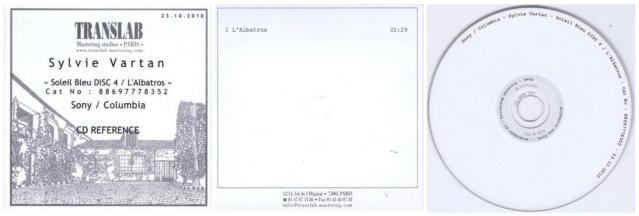 Discographie 45 T N° 99 L'ALBATROS 2010_c10