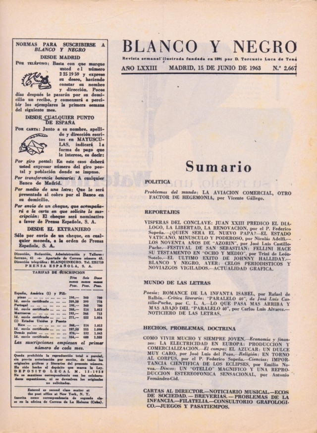 PRESSE ESPAGNOLE (suite) - Page 6 Blanco15