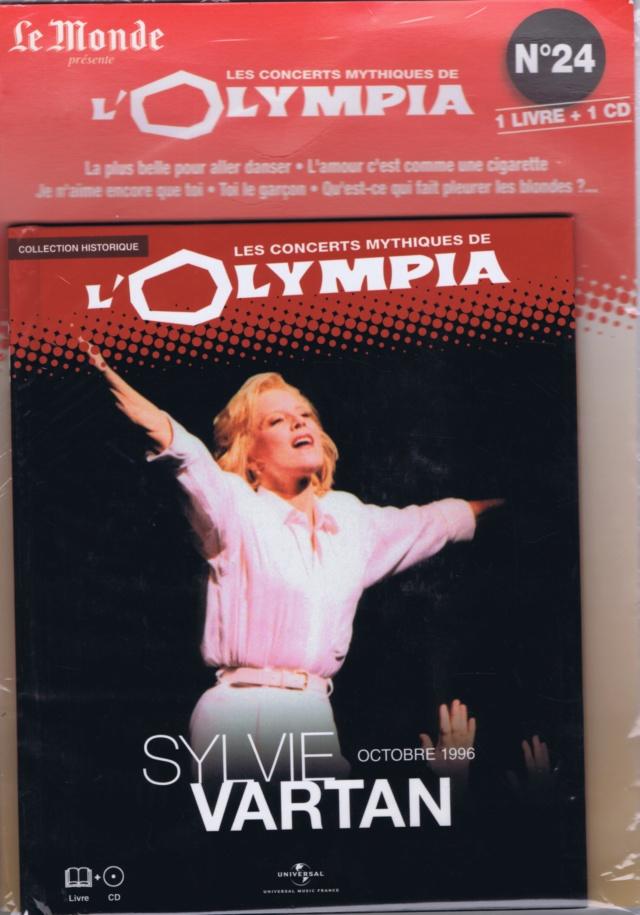 LES CONCERTS MYTHIQUES DE L'OLYMPIA ... Concer10