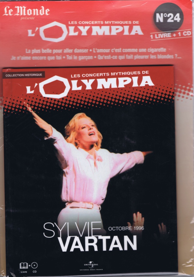 concerts - LES CONCERTS MYTHIQUES DE L'OLYMPIA ... Concer10