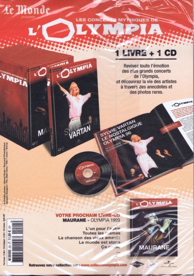 concerts - LES CONCERTS MYTHIQUES DE L'OLYMPIA ... Concer11