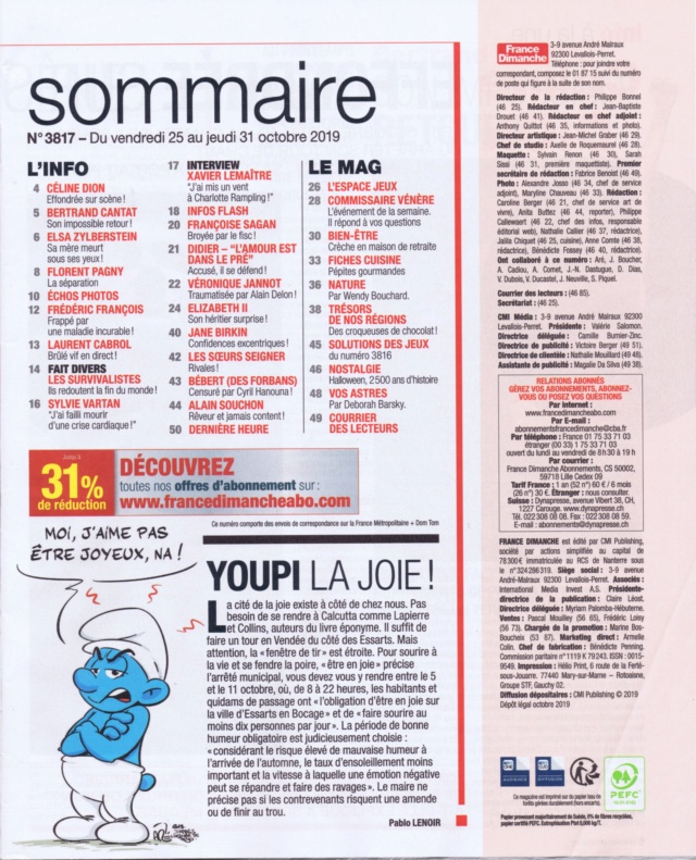 PRESSE PEOPLE - Page 5 France23