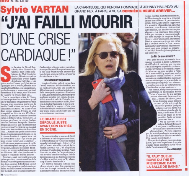 PRESSE PEOPLE - Page 5 France25