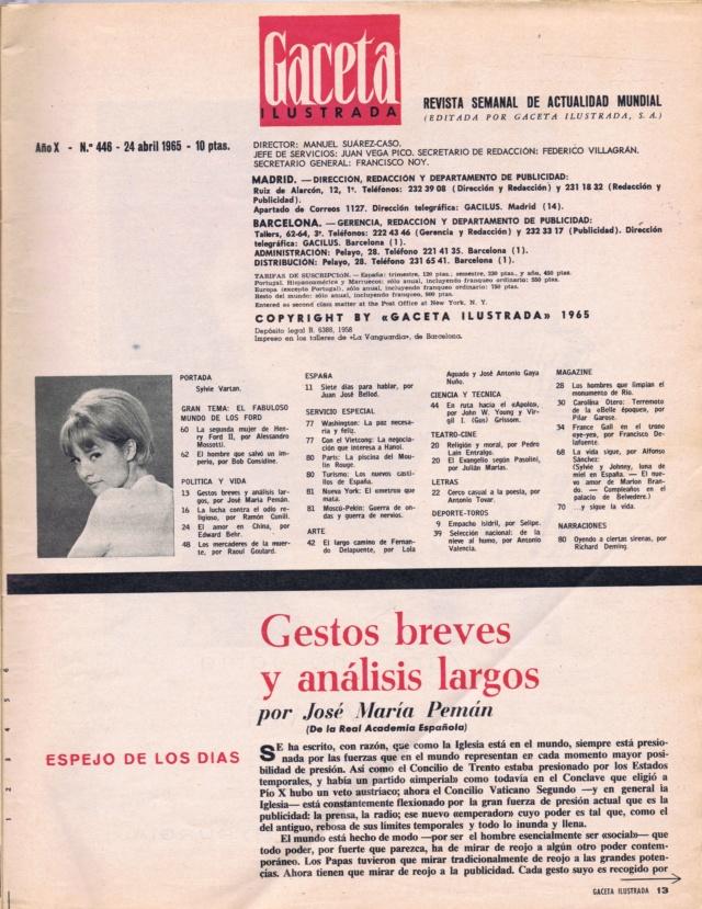 PRESSE ESPAGNOLE (suite) - Page 6 Gaceta10
