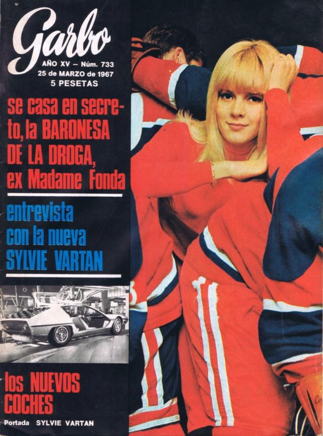 Formidable n° 17 de février 1967 Garbo110