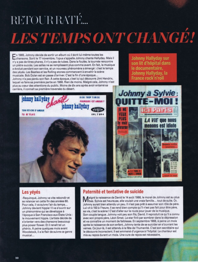 PRESSE PEOPLE - Page 6 Johnny20