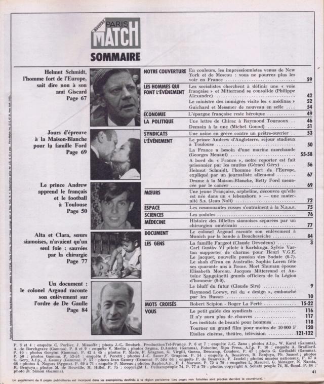 SOUVENIRS SOUVENIRS ... Presse - Page 8 Parism59