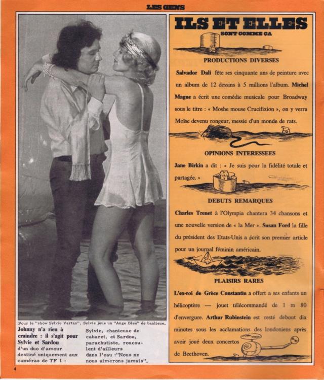 SOUVENIRS SOUVENIRS ... Presse - Page 8 Parism64