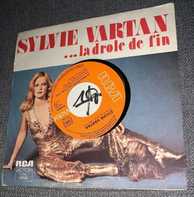 Très rare 45 tours de Sylvie S-l16010