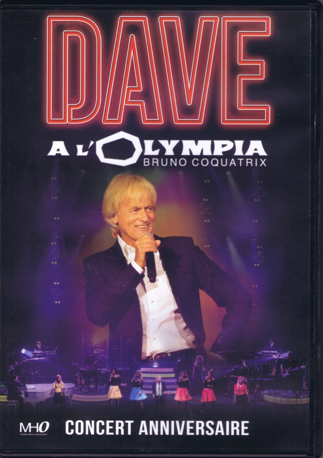 DVD DE DAVE A L'OLYMPIA Scan0920