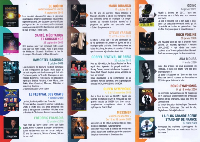 LE GRAND REX - Les souvenirs ... Scan0980