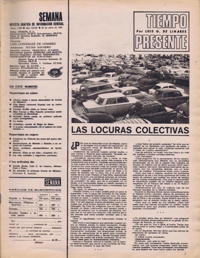 PRESSE ESPAGNE - Page 9 Semana18