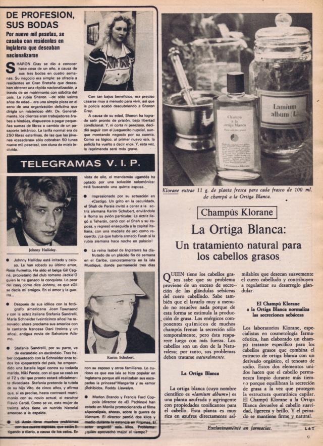 PRESSE ESPAGNE - Page 10 Semana31