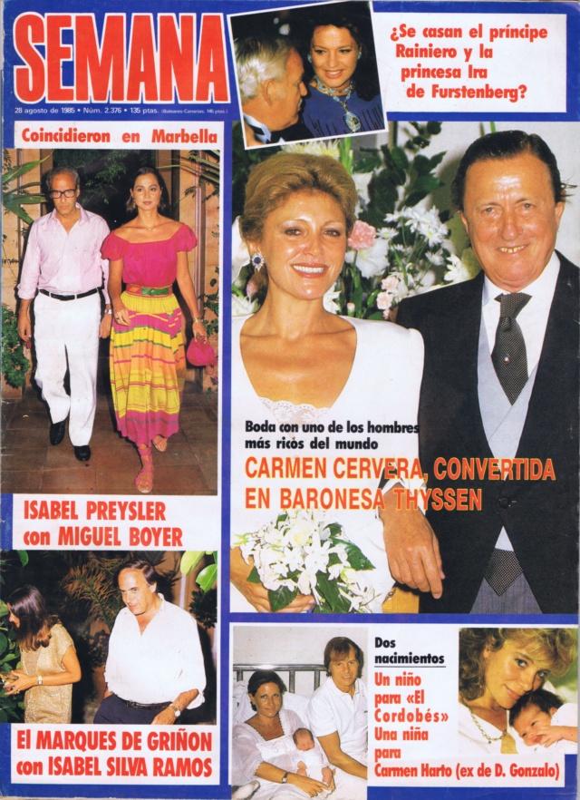 PRESSE ESPAGNE - Page 9 Semana34