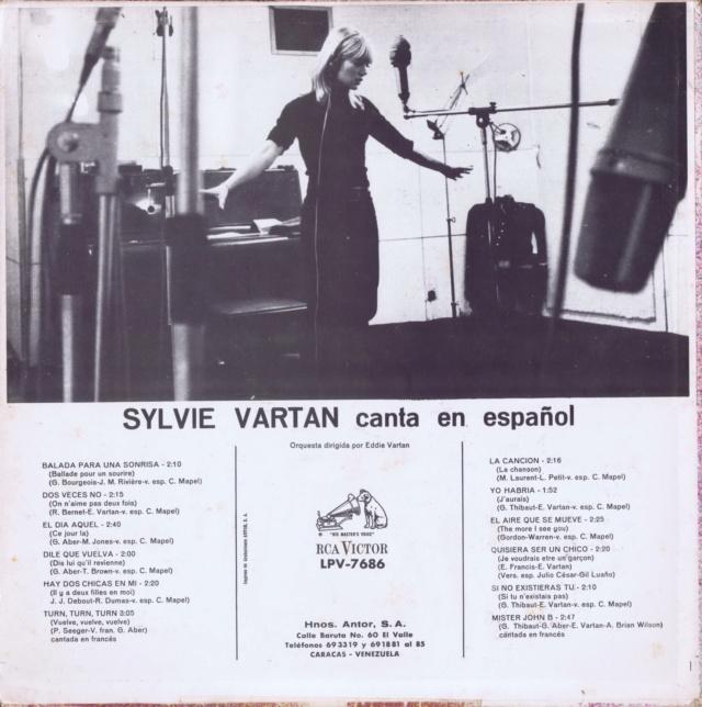 """SYLVIE """"CANTA EN ESPAÑOL"""" Ven_lp10"""