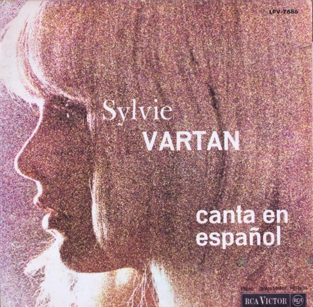 """SYLVIE """"CANTA EN ESPAÑOL"""" Ven_lp11"""