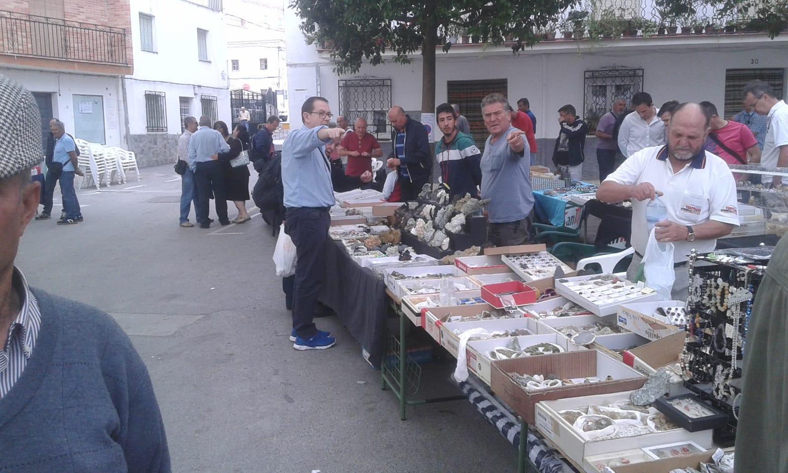 XXV FERIA MONTELUZ Beas de Granada 9 Junio 2018 3c35d310