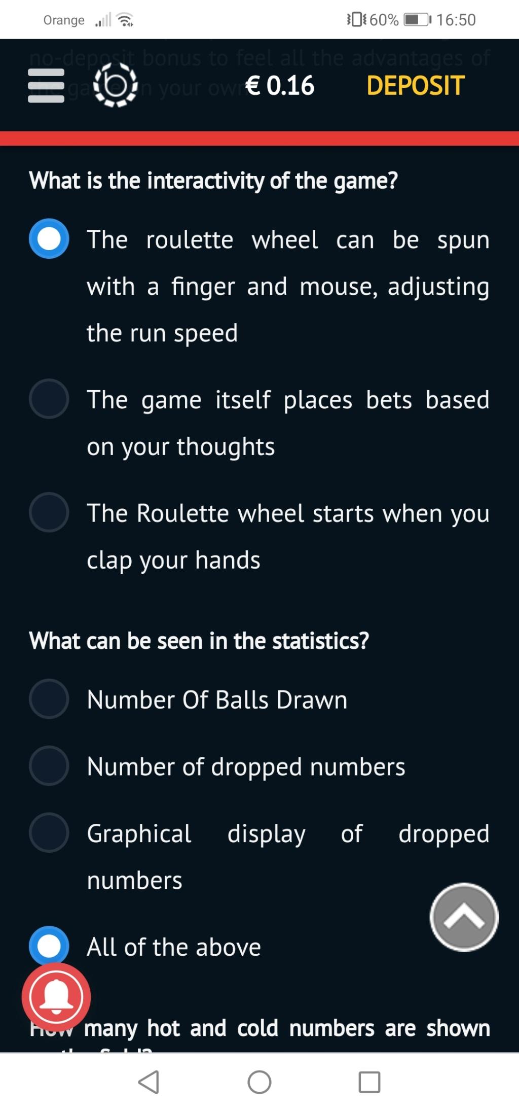 BetVoyager Casino 5 spinów bez depozytu - Page 14 Screen28