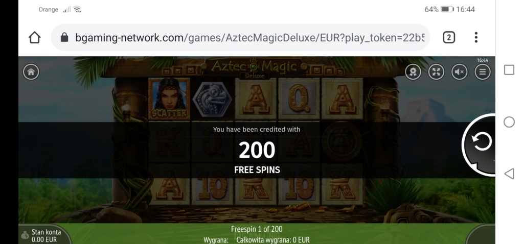 iLUCKI Casino 10 free spins no deposit bonus Screen30