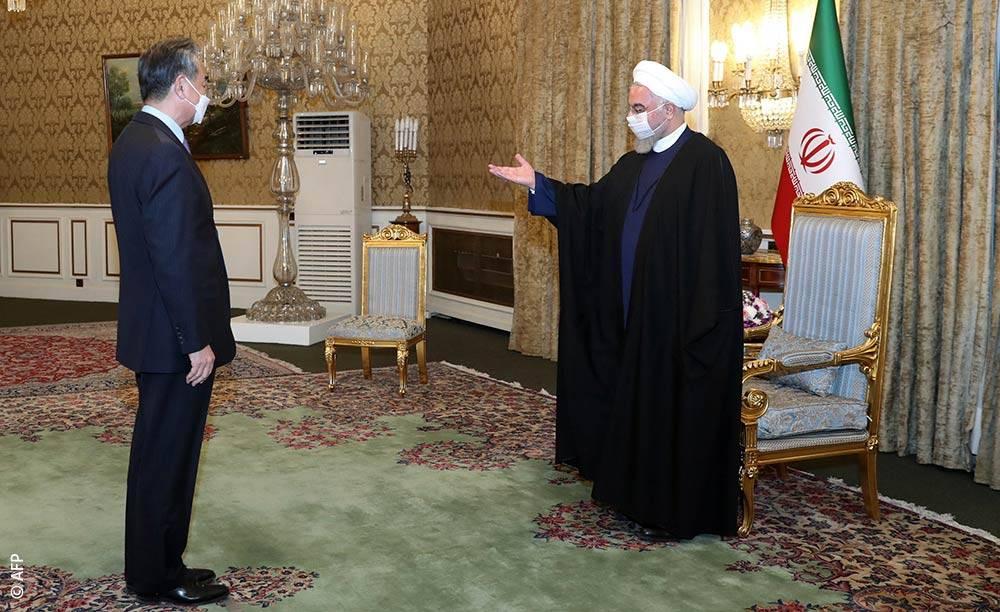 العلامات كثيرة.. قصة الاتفاقية الصينية-الإيرانية أكثر تعقيداً مما يبدو 000_9610