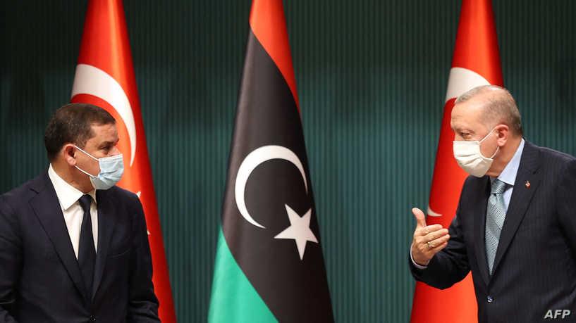 """الحدود البحرية التركية الليبية.. تحرّك يوناني و""""تجاهل"""" مصري 000_9710"""