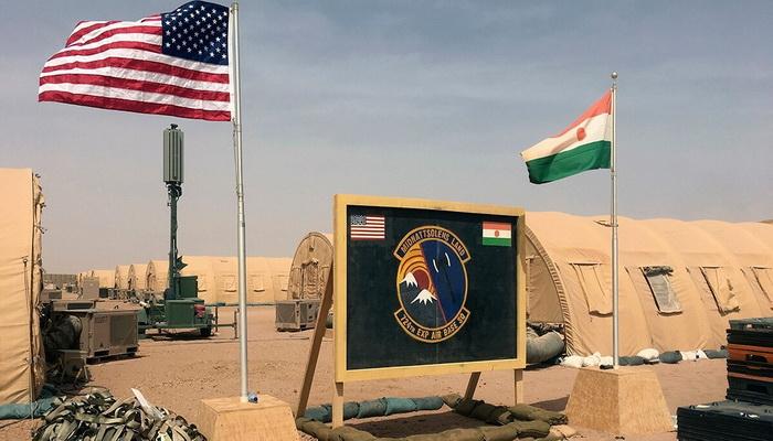 """القاعدة الجوية الأمريكية الاستطلاعية """"Air Bace-201""""في النيجر ... نمط متجدد للعمليات ضد الأرهاب. 10217010"""