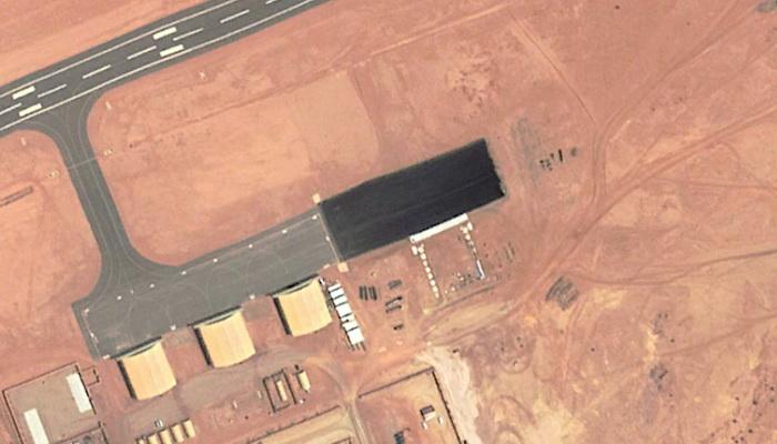 """القاعدة الجوية الأمريكية الاستطلاعية """"Air Bace-201""""في النيجر ... نمط متجدد للعمليات ضد الأرهاب. 10217110"""