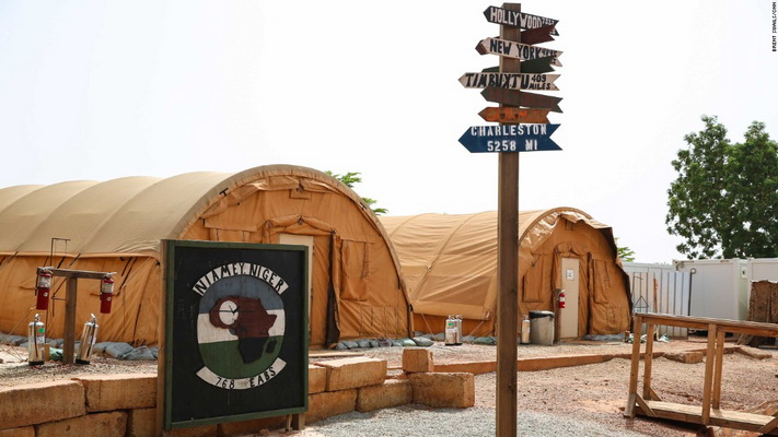 """القاعدة الجوية الأمريكية الاستطلاعية """"Air Bace-201""""في النيجر ... نمط متجدد للعمليات ضد الأرهاب. 10217810"""
