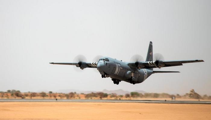 """القاعدة الجوية الأمريكية الاستطلاعية """"Air Bace-201""""في النيجر ... نمط متجدد للعمليات ضد الأرهاب. 10218010"""