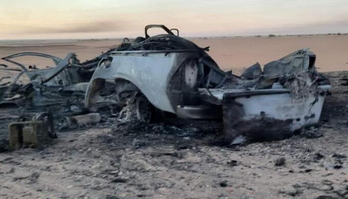 """القاعدة الجوية الأمريكية الاستطلاعية """"Air Bace-201""""في النيجر ... نمط متجدد للعمليات ضد الأرهاب. 10218710"""