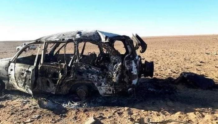"""القاعدة الجوية الأمريكية الاستطلاعية """"Air Bace-201""""في النيجر ... نمط متجدد للعمليات ضد الأرهاب. 10218810"""