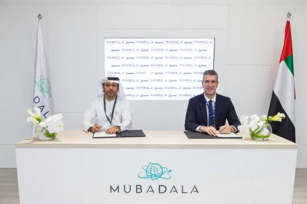 """""""ستراتا للتصنيع"""" الاماراتيه  توقع اتفاقية تعاون مع شركة إسبانية 102410"""