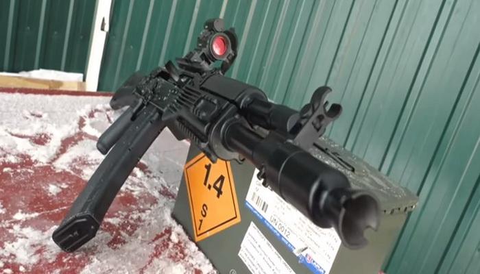TG2 : بندقية جديدة من شركة كلاشنيكوف 10525910