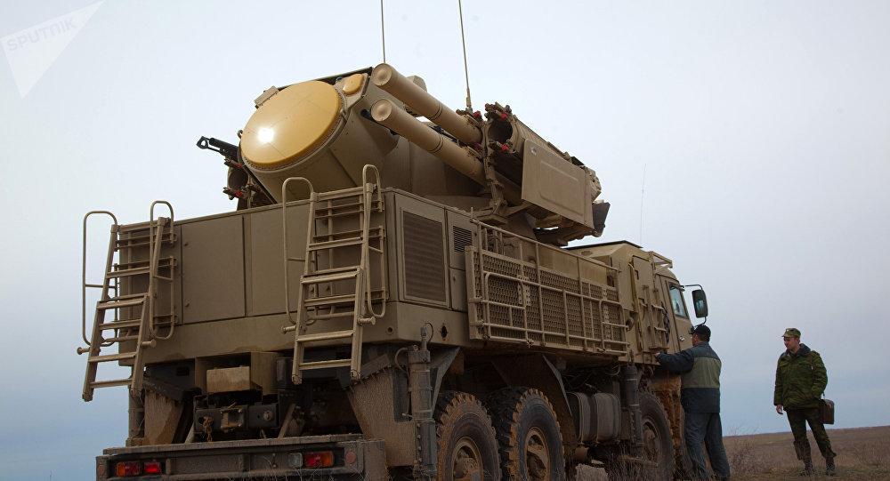 صربيا قدمت طلبا لشراء منظومات Pantsir S1 للدفاع الجوي من روسيا  10643910