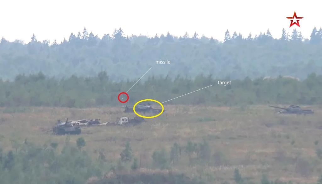 الدبابات الروسية الجديدة من طراز T-80BVM تفشل في إصابة الأهداف خلال منتدى Army-2020 11489610