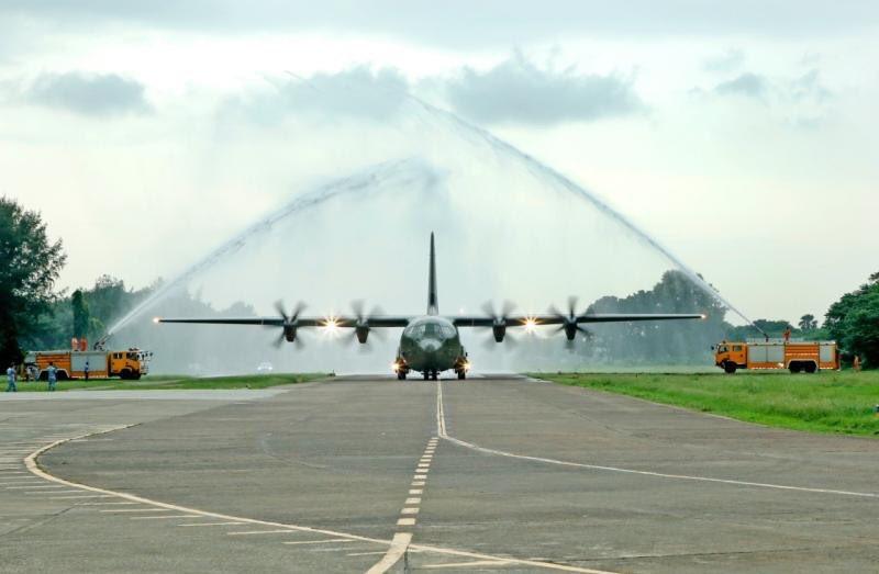 بنغلاديش ستتلقى من المملكة المتحدة خمس طائرات نقل عسكرية من طراز C-130J 11983610