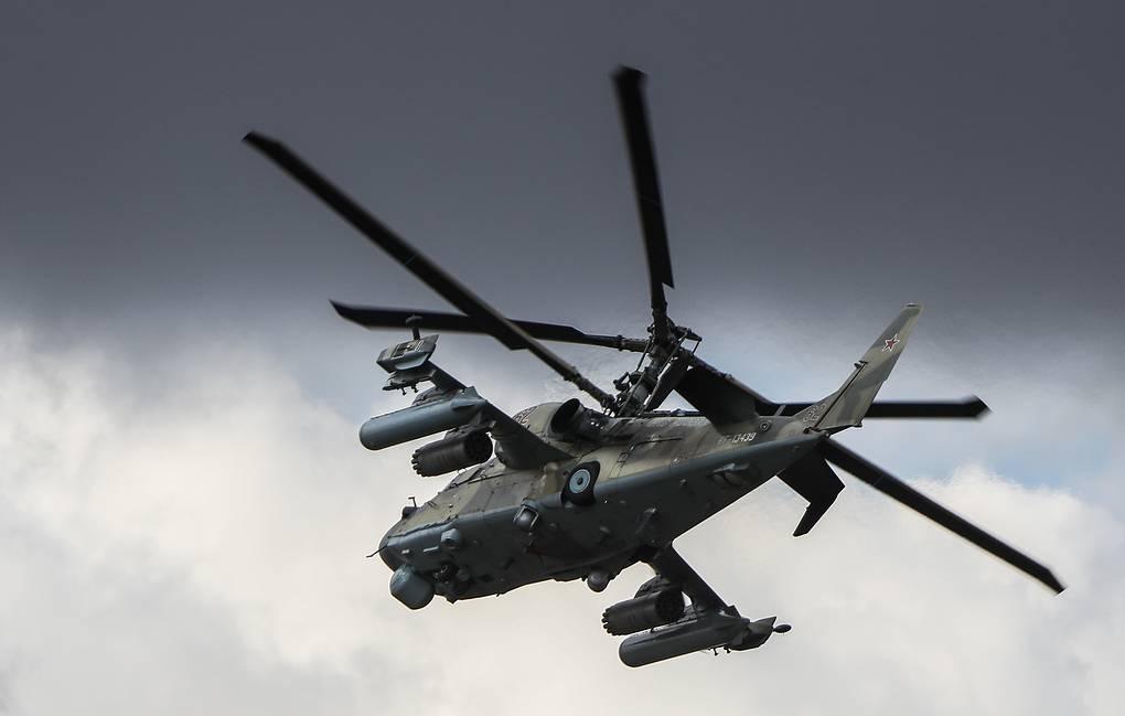 ديمتري شوجاييف : روسيا ومصر لايزالان يتفاوضان حول تسليح المسترال واقتناء النسخه البحريه من Ka-52 12350410
