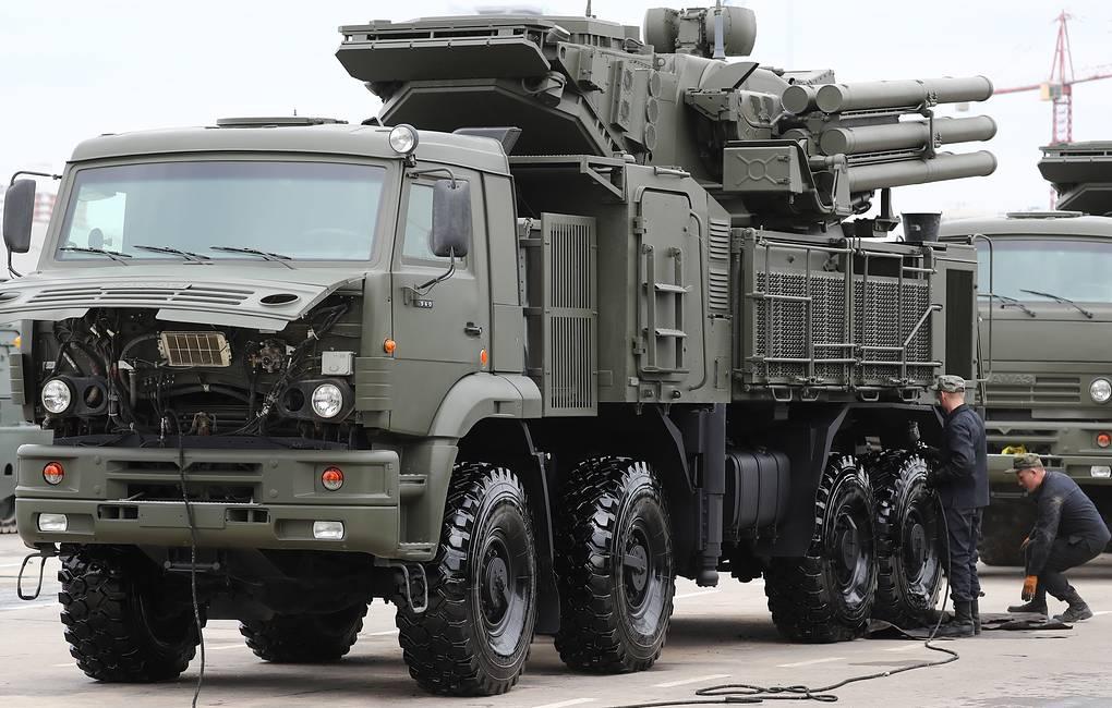 صربيا قدمت طلبا لشراء منظومات Pantsir S1 للدفاع الجوي من روسيا  12351710