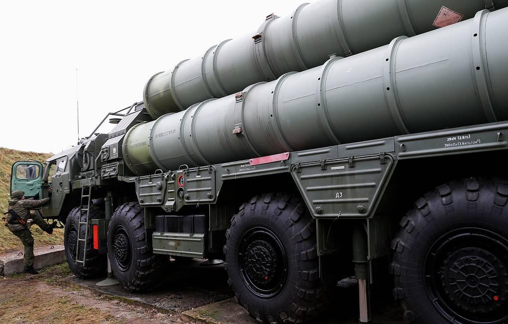 صربيا قد تطلب قرضا لشراء منظومات S-400 للدفاع الجوي من روسيا  12358710