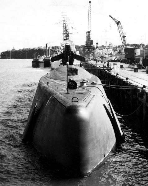 الغواصه الامريكيه (USS Halibut (SSGN-587 13288510