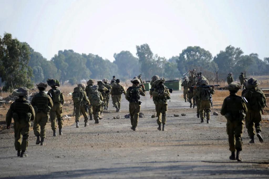 بحث استقصائي لصحيفة هأرتس : قوات النخبة الإسرائيلية ذهبت في عملية  داخل سوريا و كانت النتيجة مميتة 13691310