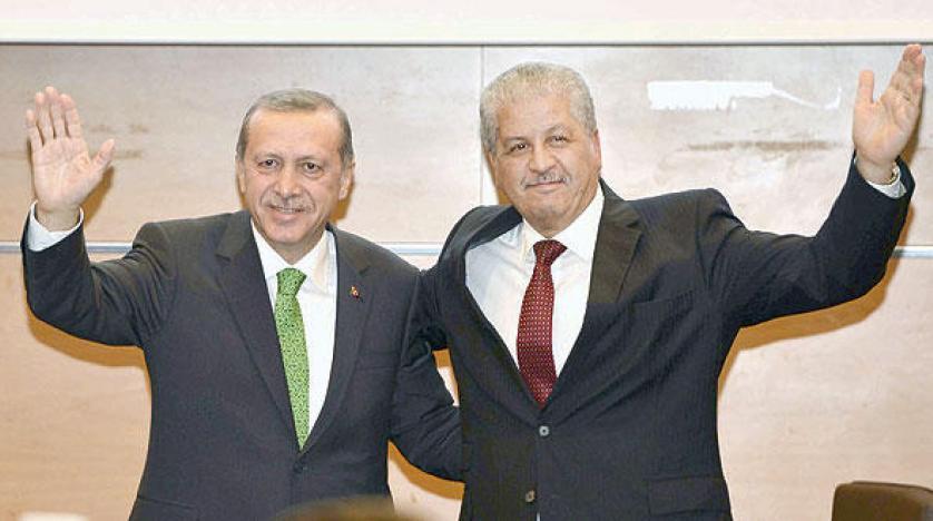 العلاقات التركية -الجزائريه الامنية والعسكريه ......الى اين تتجه البوصلة؟ 14164910